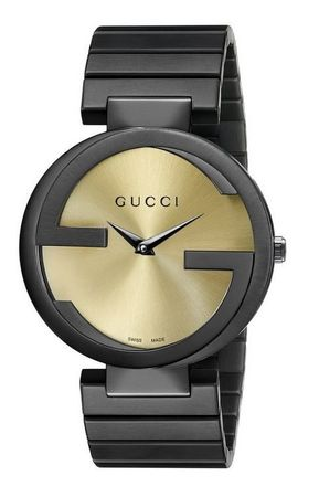 Gucci Interlocking G  Grammy Special Edition Women's Watch YA133314