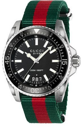 Gucci Dive   Men's Watch YA136206