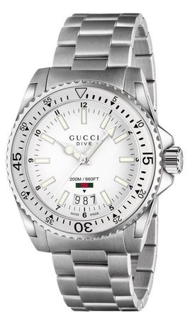 Gucci Dive   Men's Watch YA136302