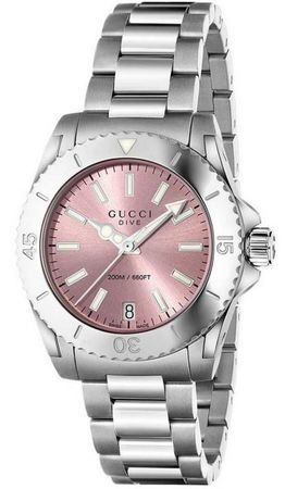 Gucci Dive   Women's Watch YA136401