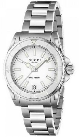 Gucci Dive   Unisex Watch YA136402