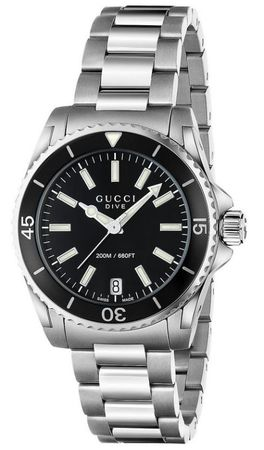 Gucci Dive   Women's Watch YA136403
