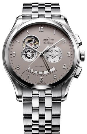 Zenith 03.0520.4021 73.M520 Grande Class XXT Open Men s Watch ... 9c5727b1bb