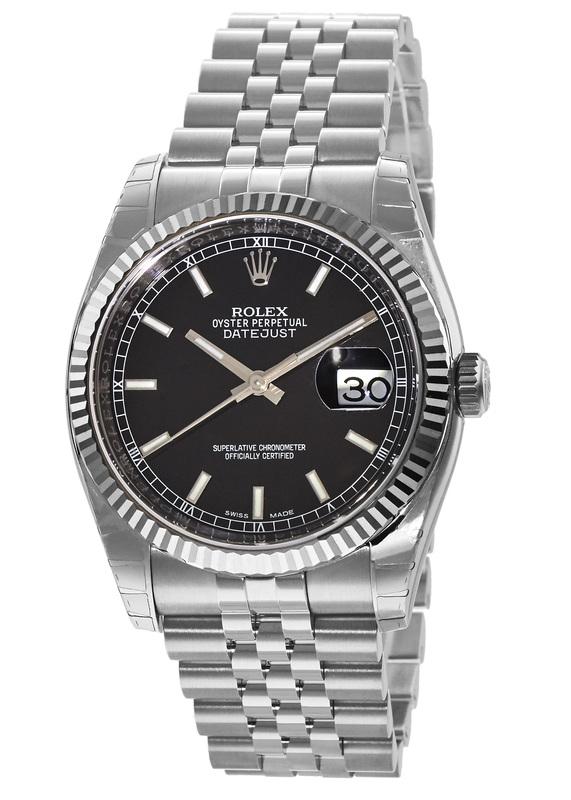 Rolex Datejust 36 Black