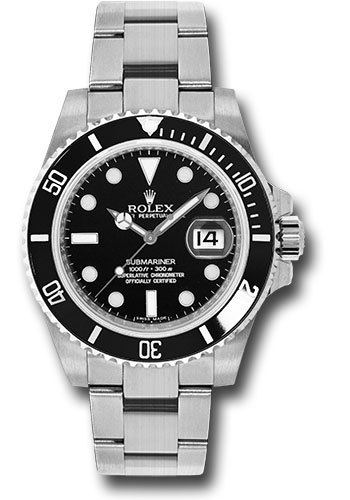 Rolex 116610ln 0001 Submariner Men S Watch Watchmaxx Com