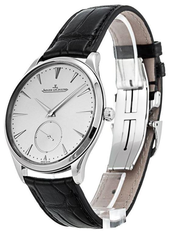 Jaeger LeCoultre Master Ultra Thin Automatic 38.5mm Men s Watch 1278420 1a0ec80e56