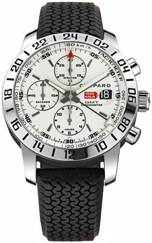 a737ddc2bbacf Chopard 168992-3003r Mille Miglia GMT Chronograph Men s Watch ...