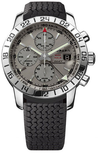 35ee5b3a71fb Chopard 168992-3022 Mille Miglia GMT Chronograph Men s Watch ...