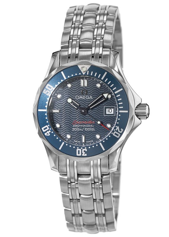 Omega 2224.80.00 Seamaster Diver 300 M Women's Watch ...
