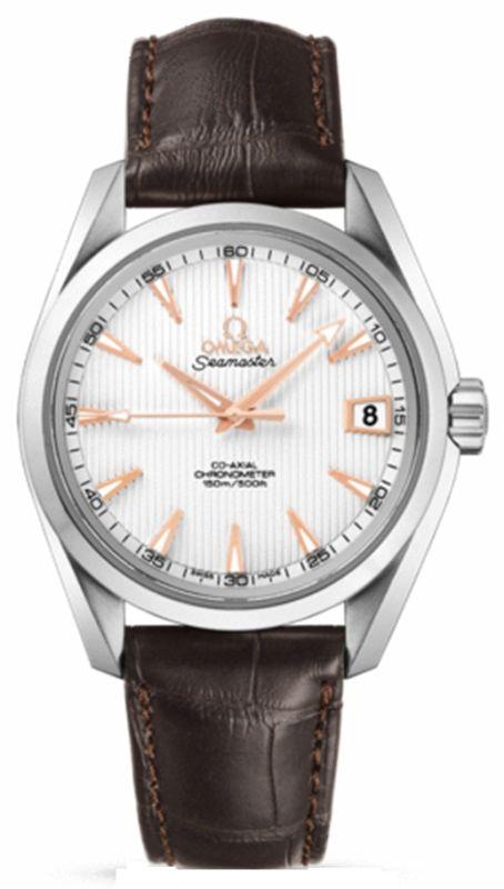 480e5514652d Omega Seamaster Aqua Terra Automatic Chronometer 38.5mm Men s Watch  231.13.39.21.02.002. Stainless Steel Case ...