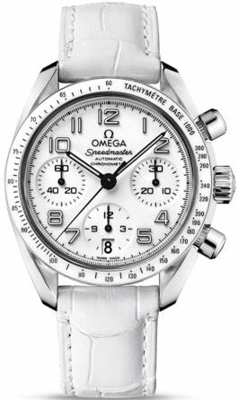 Omega Speedmaster Automatic Chronometer Women s Watch 324.33.38.40.04.001 48a8954ccd