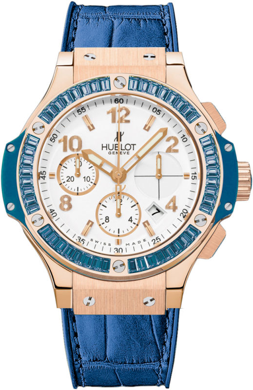 Hublot 341.PL.2010.LR.1907.BLUE Big Bang Tutti Frutti Women s Watch ... 2bb8a6c54