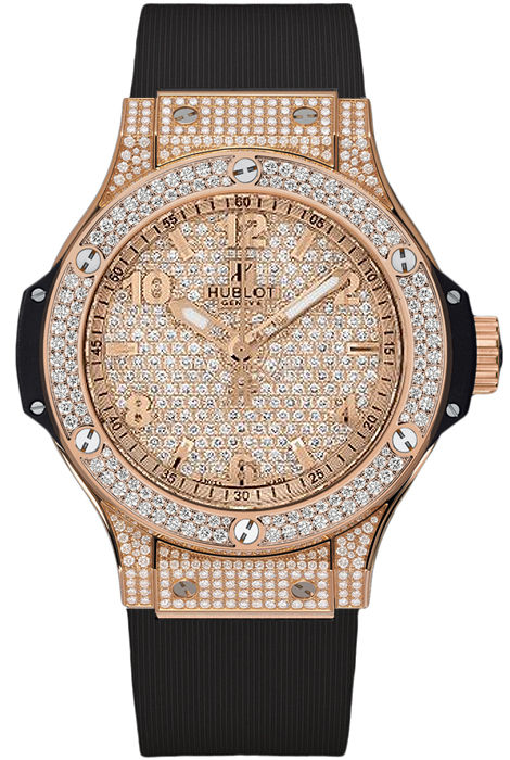 Hublot 361.PX.9010.RX.1704 Big Bang 38mm Women s Watch - WatchMaxx.com 8465c14c0