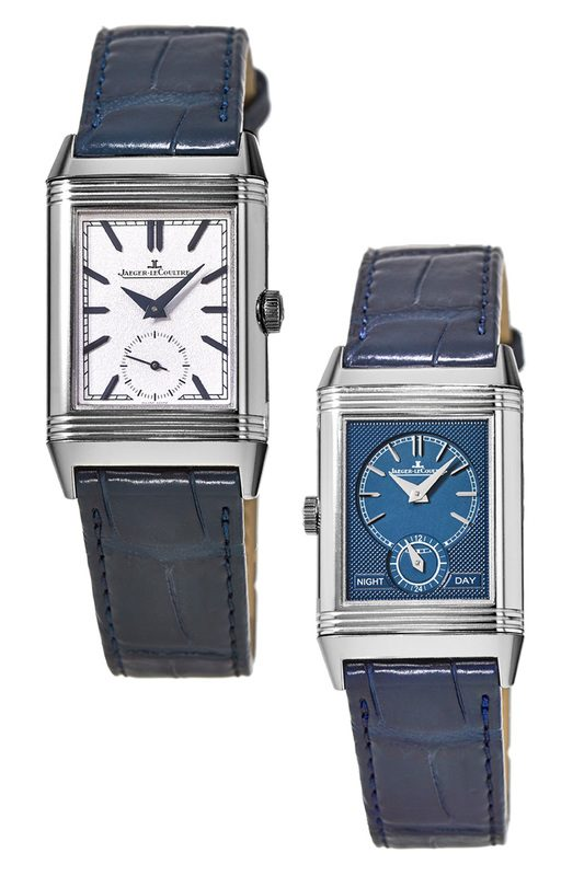 reverso transformed jaeger lecoultre bg watches time pink gold duoface tribute duo in