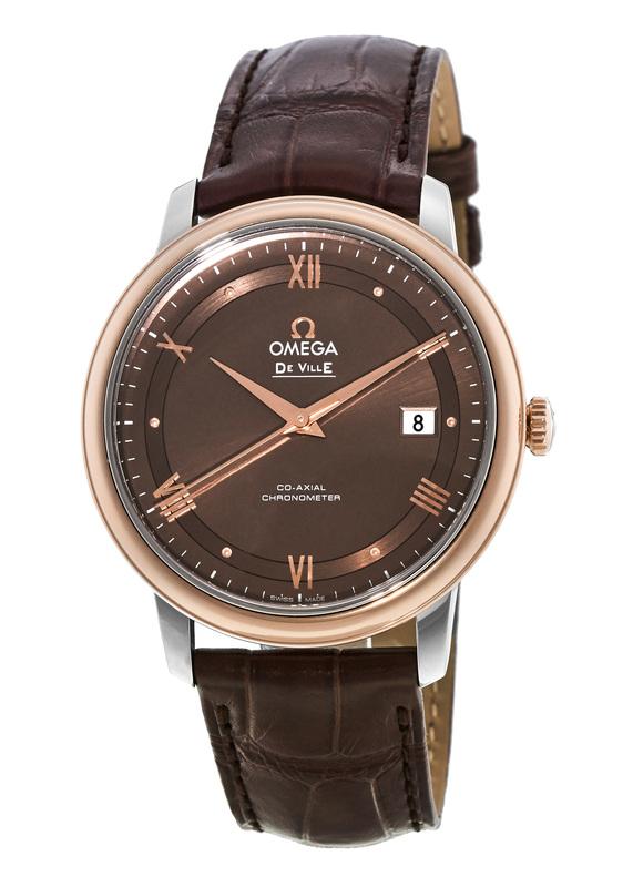 71ba4ca21f0 Omega De Ville Prestige Co-Axial 39.5mm Men s Watch 424.23.40.20.13.001