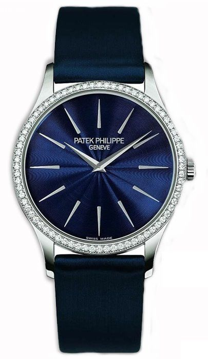 Patek Philippe Calatrava Womens Watch 4897G-001