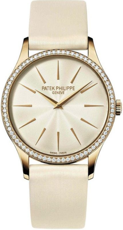 Patek Philippe Calatrava Womens Watch 4897R-010