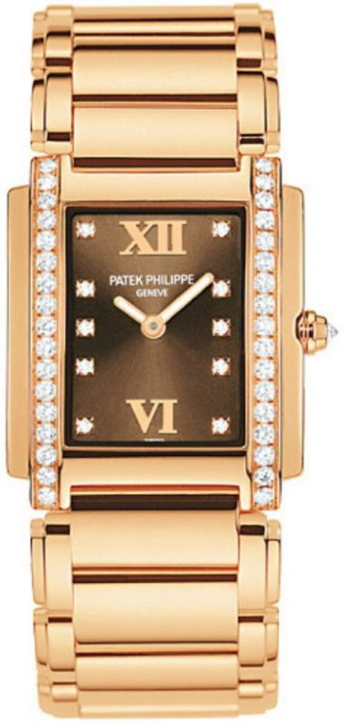 Patek Philippe Twenty 4 Womens Watch 4910/11R-010