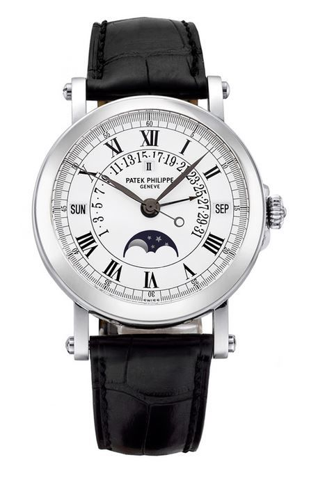 Patek Philippe Perpetual Calendar Mens Watch 5059P