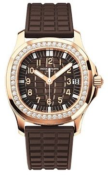 Patek Philippe Aquanaut Womens Watch 5068R-001
