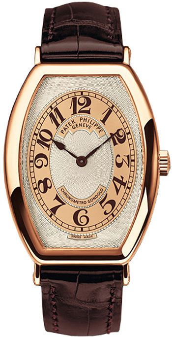 Patek Philippe Gondolo Mens Watch 5098R-001