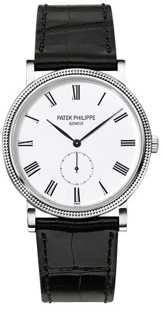 Patek Philippe Calatrava Mens Watch 5116G-001