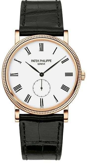 Patek Philippe Calatrava Mens Watch 5116R