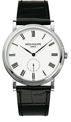 Patek Philippe Calatrava Mens Watch 5119G-001