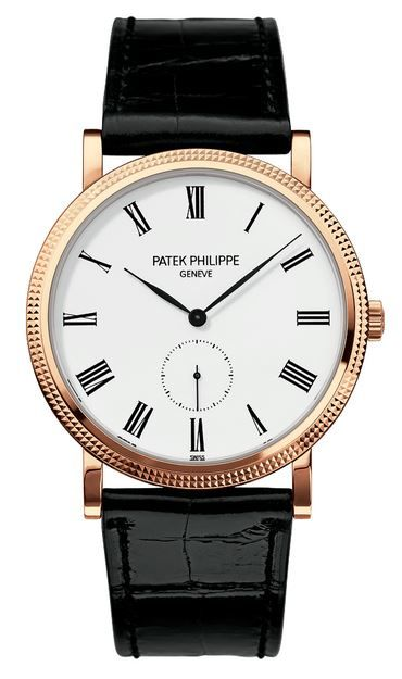 Patek Philippe Calatrava Mens Watch 5119J-001