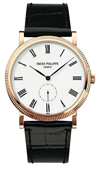 Patek Philippe Calatrava Mens Watch 5119R-001