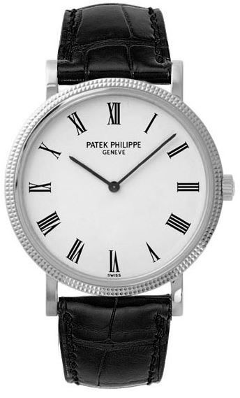 Patek Philippe Calatrava Mens Watch 5120G