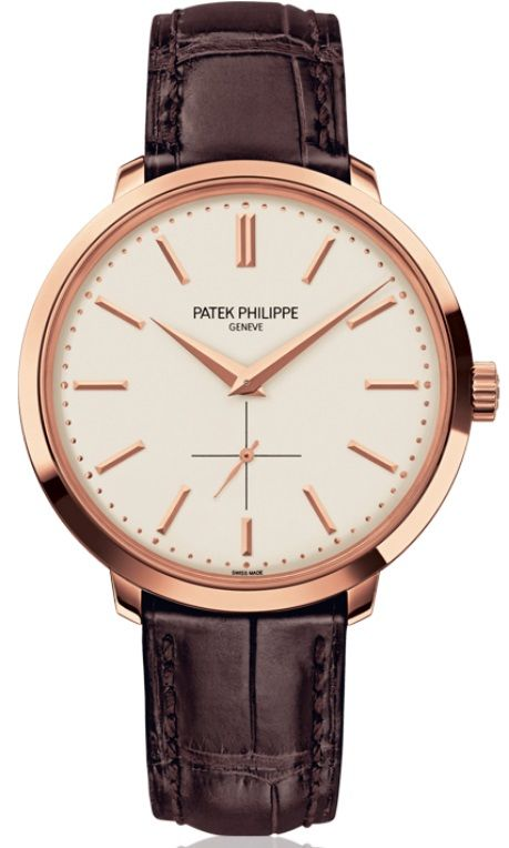 Patek Philippe Calatrava Mens Watch 5123R-001