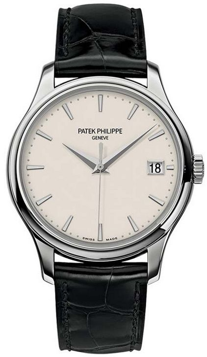 Patek Philippe Calatrava Mens Watch 5127G-001