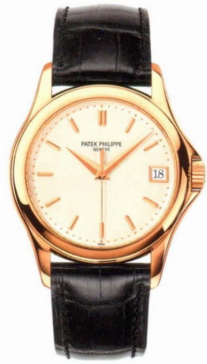 Patek Philippe Calatrava Mens Watch 5127R-001