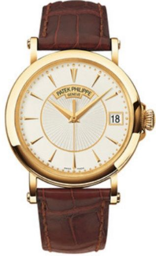 Patek Philippe Calatrava Mens Watch 5153J-001