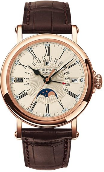 Patek Philippe Grand Complications Mens Watch 5159R-001