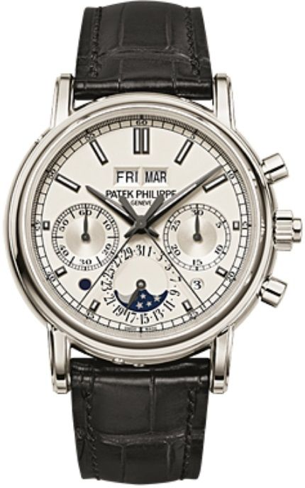 Patek Philippe Grand Complications Mens Watch 5204P-001