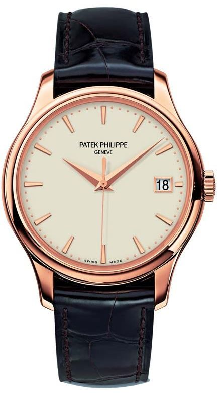 Patek Philippe Calatrava Mens Watch 5227R