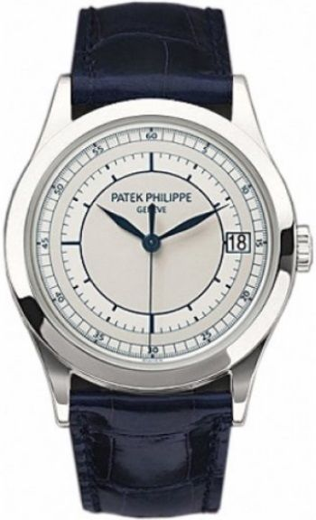 Patek Philippe Calatrava Mens Watch 5296G-001