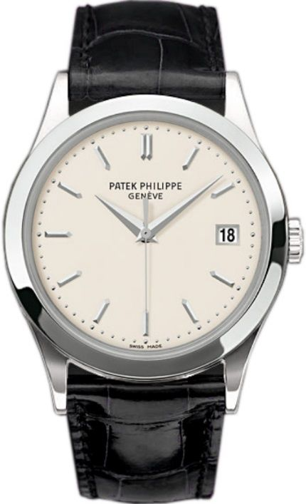 Patek Philippe Calatrava Mens Watch 5296G-010