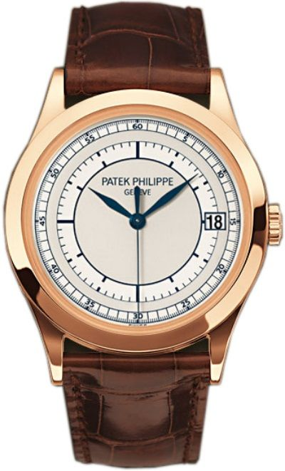 Patek Philippe Calatrava Mens Watch 5296R-001
