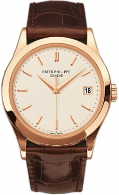 Patek Philippe Calatrava Mens Watch 5296R-010