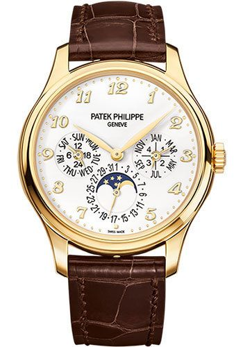 Patek Philippe Grand Complications Perpetual Calendar Mens Watch 5327J-001