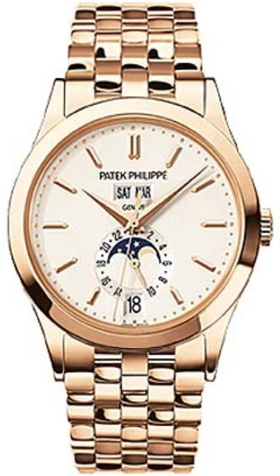 Patek Philippe Complications Mens Watch 5396/1R-010