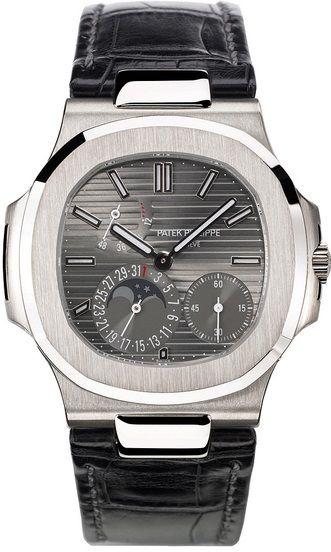 Patek Philippe Nautilus Mens Watch 5712G-001