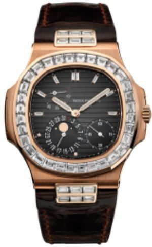 Patek Philippe Nautilus Mens Watch 5724R-001