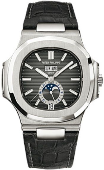 Patek Philippe Nautilus Mens Watch 5726A-001