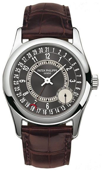 Patek Philippe Calatrava Mens Watch 6000G-010