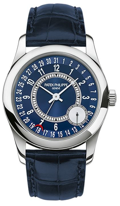 Patek Philippe Calatrava Mens Watch 6000G-012