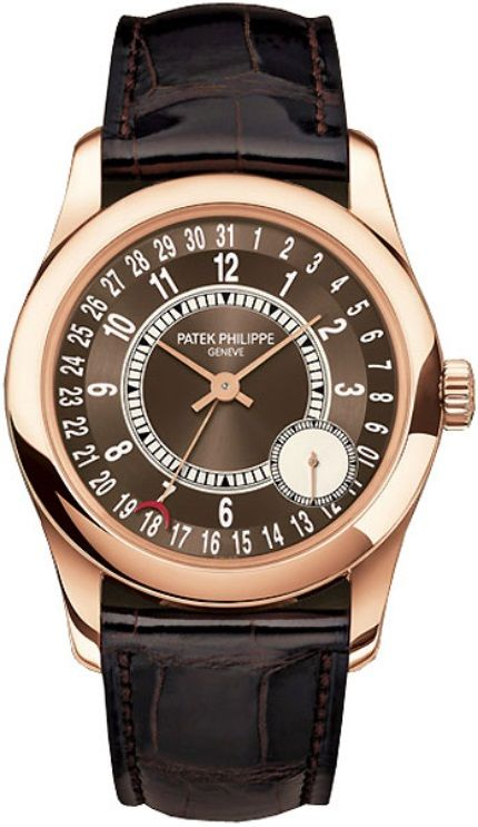 Patek Philippe Calatrava Mens Watch 6000R-001